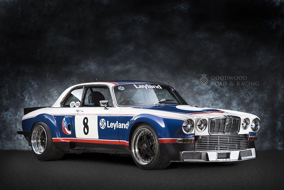Broadspeed Jaguar Xj12c Great Cars